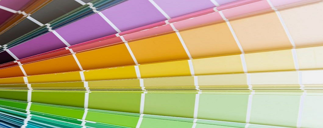 Difference between Screen Color and Print Color